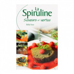 The spiruline flavors and virtues