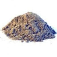 Green clay powder in oily skin 250g bag