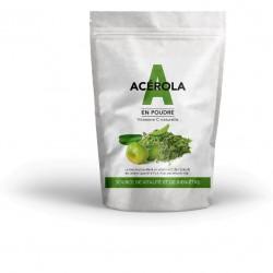 Acérola vert en poudre sachet de 50g