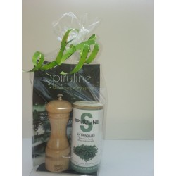 Gift box Spirulina twigs