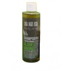 Organic seaweed shampoo
