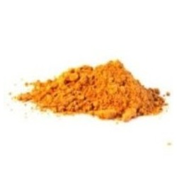 Yellow clay normal skin powder bag of 250 g