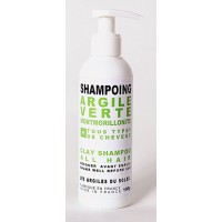 Shampoo with Rassal and Montmorillonite clay
