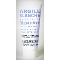 Argile blanche kaolin en pâte pour peaux sensibles