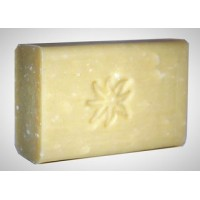 Soap with kaolin white clay for sensitive skin
