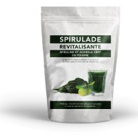 Spirulade revitalizing 100g bag