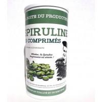 La boite du producteur de spiruline, spiruline 900 comprimés