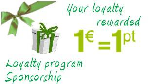 Programe sponsorship and loyalty on Spirulina Algahé